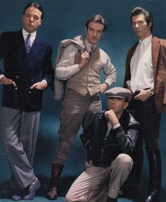 Style all the way with Ultravox