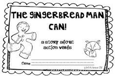Gingerbread man freebie