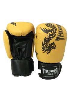 232028652 Kit Luva 12 oz + manopla de foco rápida para boxe e muay thai da ...