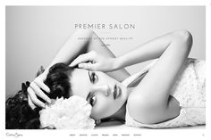Salon - Elegant Full-Screen Theme by Evalanee Labs on @creativework247