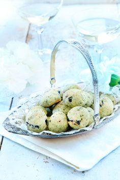 Nyttårssnacks til champagnen - Tara