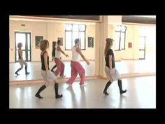 contemporary Dance Warm up