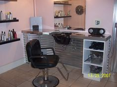 picture of house salons   this is another view of the salon laundry room