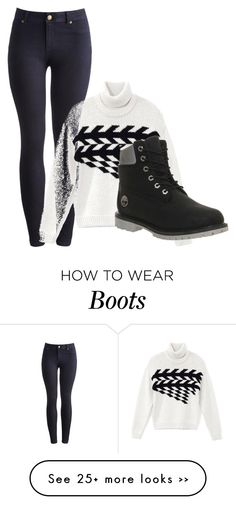 """""""6 inch boot"""" by aaliyahsalmon on Polyvore"""