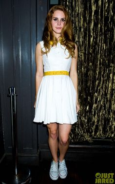 Outfits de Lana Del Rey que te inspirarán