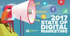 SEJ Annual Report: State of Digital Marketing 2017 [INFOGRAPHIC + PDF]  Last October, we asked you to participate in Search Engine Journal's second annual survey on the state of digital marketing. We wanted to know how you work, what you spend, and how you measure success. We received answers from more than 230 digital ... #Digitalmarketing