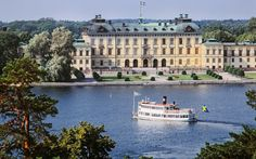 Sweden : Tucked away on a private island just outside central Stockholm, Drottningholm Palace is the private residence of the Swedish royal family. It is listed as a UNESCO world heritage site, largely because of its beautiful Chinese pavilion and perfectly-preserved 18th century theatre. The family has access to several castles and palaces, including the Royal Palace in Stockholm.