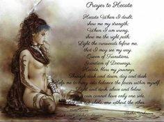 Hecate (He-KA-te)