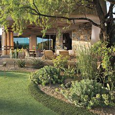 unusual phoenix home and garden. Unusual elements of steel and a stunning cactus collection make big  impact on desert garden A Natural Canvas Phoenix Home xero pro Modern Garden Landscape Design Scottsdale