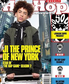 Hip Hop Weekly Prince Of New York Rapper The Rap Game