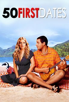 50 First Dates: I can't believe it... Bruce Willis is a ghost!