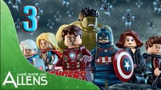 Lego Marvel Avengers PC Gameplay | Part 3 | Loki Attacks & Nick Furys Call