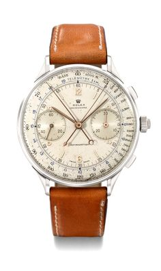 Rolex Split-Seconds Chronograph Ref. 4113 1940s