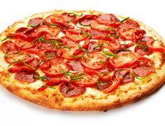 Aroma se skudpizza (Vinnige pizza)