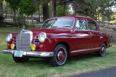 Bid for the chance to own a 1960 Mercedes-Benz at auction with Bring a Trailer, the home of the best vintage and classic cars online. Maserati 3200 Gt, Maserati Merak, Best Classic Cars, Classic Cars Online, Mercedes Benz 190, Limousine, New Engine, Car Manufacturers, Chevrolet Camaro