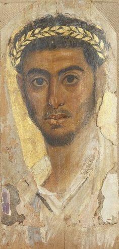 A Man, ? , AD 100-110