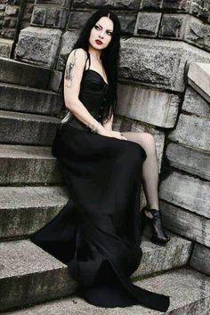 Gothic Repinned by www.fashion.net