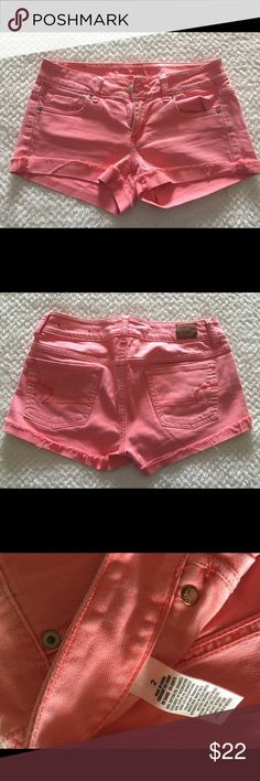 American Eagle Denim Shorts Women's American Eagle Denim Shorts American Eagle Outfitters Shorts Jean Shorts