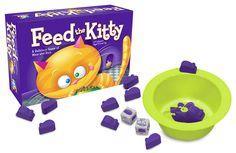 Feed The Kitty Animals