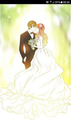 Theyre finally getting married 💛 #untouchable #jiho×simba #webtoon