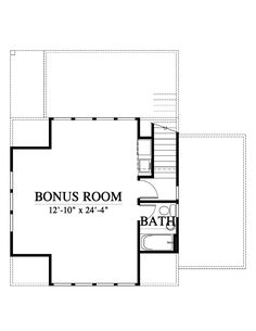 House Plan Design from Allison Ramsey Architects Second Floor, Architects, House Plans, Finding Yourself, Garage, Floor Plans, Exterior, Flooring, How To Plan