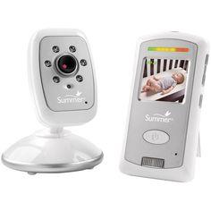 Summer Infant Summer Clear Sight Digital Color Video Monitor