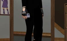 """fanaskher: """" This is Rukisims' iPhone case edited to get rid of the studded cross on it because not everyone is into the cross fad. I've also enabled it to show up in the naked category for those for..."""