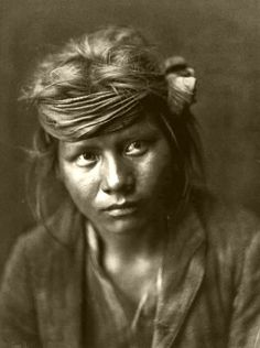 North American Indians -- classic photos of Native Americans by Edward S. Curtis.