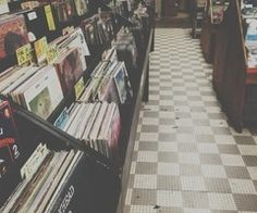 Imagem de hipster, music, and vintage