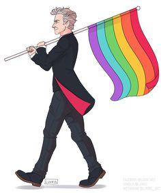 Wouldn't he be pansexual? I dunno, Dooooweeedooo
