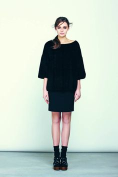 Catalogo Jucca abbigliamento autunno inverno 2013 2014 FOTO   #jucca #abbigliamento #moda #moda2014 #autunno inverno #autunnoinverno2014 #autumnwinter #abiti #clothes #fashion #style #mini #black