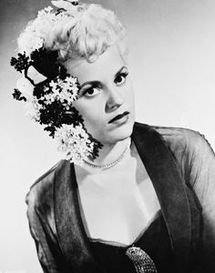 Judy Holliday-Did you ever wonder what happened to Judy? I did because I loved everyone of her movies and then...nothing. Judy died of breast cancer in 1963 at the young age of 43..(we miss you Judy) RIP
