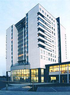 Multifunctional Center Petržalka, Ján Bahna Marek Kolčák, Fedor Minárik, Ľubo Závodný, 1998-2000