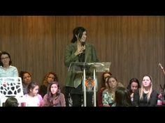 Chore no lugar certo pregação completa  - Pra. Fernanda Brum   canal fil...