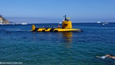 Catalina Island Nautilus Submarine