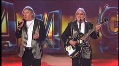 Die Amigos - Die Krone der Volksmusik 2010 - Dankesrede und Sehnsucht di...