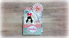 "Loaded Envelope using one 12""x 12"" page and dies share"