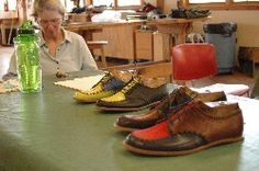 Shoemaking with the Cordwainer Shop
