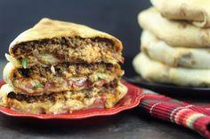 Copycat Taco Bell Air Fryer Crunch Wraps Recipe