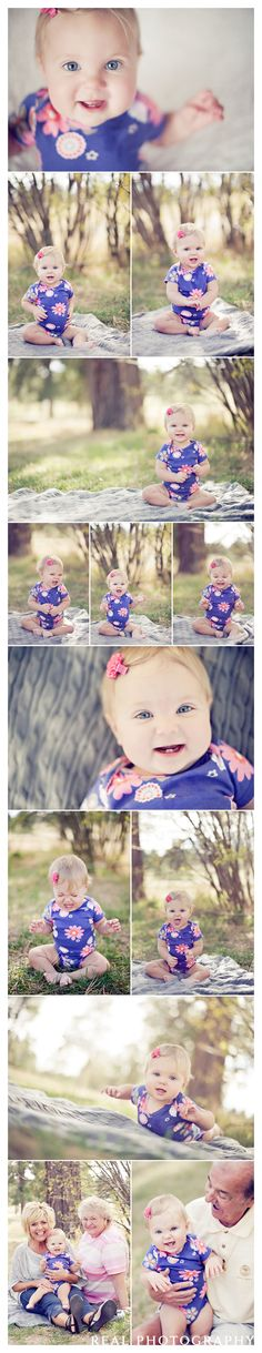 baby photographer colorado springs 10 month portraits