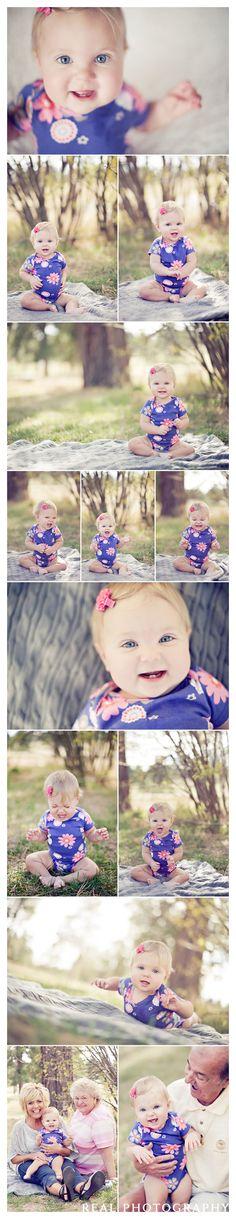 baby photographer colorado springs 10 month portraits