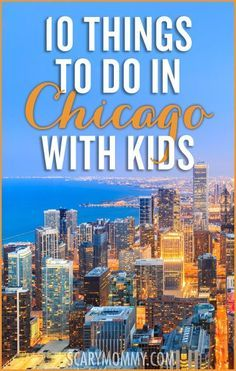 Planning a family trip to Chicago? Get great tips and ideas for things to do with the kids in Scary Mommy's travel guide!  summer | spring break | city and beach vacation | parenting advice