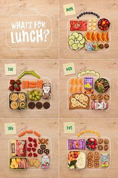 Back to school recipe inspo and 6 bento box lunch ideas!