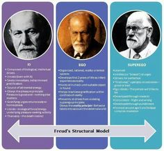 Psychoanalytic theories explain human behaviour in terms of the interaction of various components of personality. Sigmund Freud was the founder of this school. Psychology A Level, Psychology Notes, Psychology Studies, Educational Psychology, Developmental Psychology, Psychology Facts, Freud Psychology, Father Of Psychology, Educational Theories