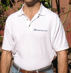 The Holland America Line Men's Polo. #HAL #ForDad