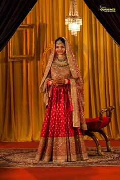 Band Baajaa Bride Lookbook: Check Out the Gorgeous Brides in Exclusive Sabyasachi Lehengas