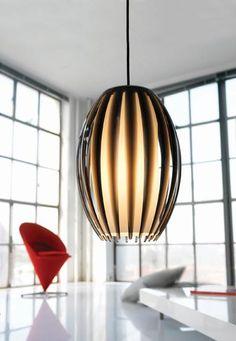 en ny taklampe