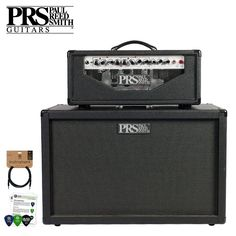 """Are you looking for a new amp? You can find a selection of amps from PAUL REED SMITH including this PRS SE20 AMP HEAD AND SE 2X12"""" SPEAKER CABINET HALF STACK KIT at  jsmartmusic.com"""