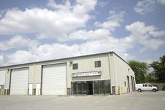 Our new location that opened in 2007 at 707 N. Frontier Road Papillion, NE 68046!
