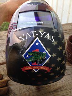 Welding, USMC , YatYas